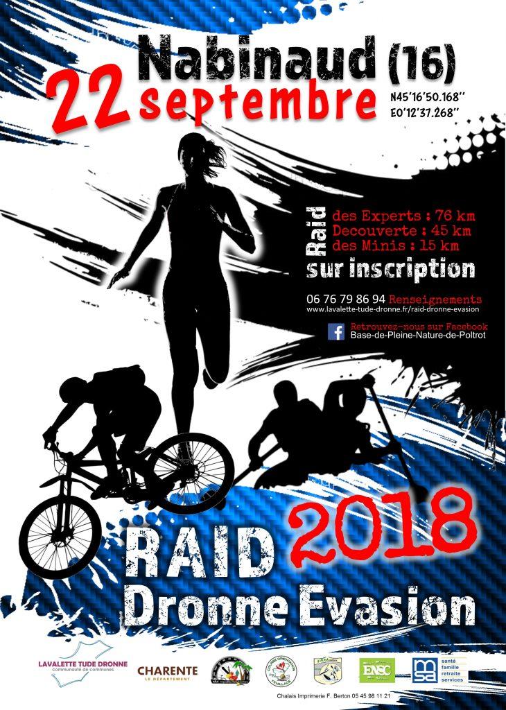 Affiche-raid-dronne-evasion-2018-recto