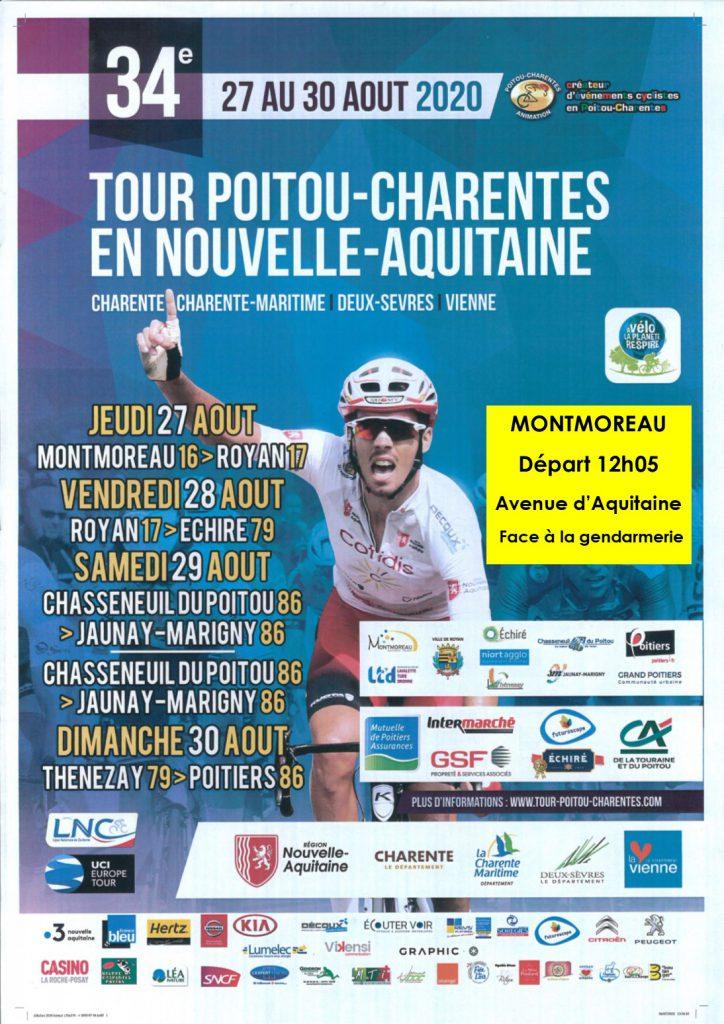 Tour Poitou Charente